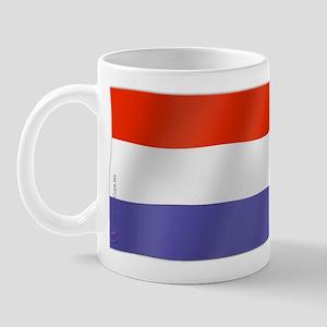 Pure Flag Nederlands Mug