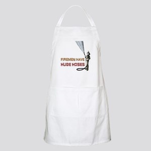 Funny Firefighter BBQ Apron