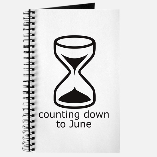 counting down June due date Journal
