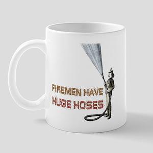 Funny Firefighter Mug