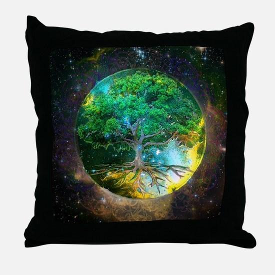 Health Healing Throw Pillow