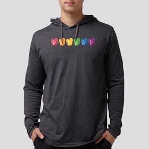 squirels_rbw Mens Hooded Shirt