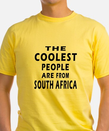 The Coolest South Africa Designs T