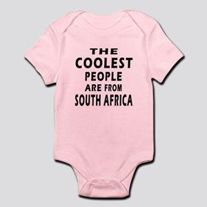 The Coolest South Africa Designs Infant Bodysuit