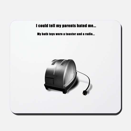 Toaster Mousepad