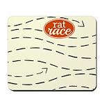 """Direction """"Rat Race"""" Mousepad"""