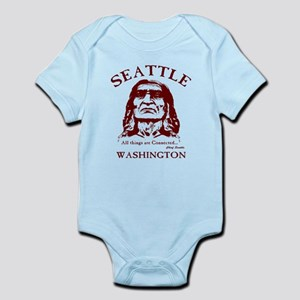 Chief Seattle Body Suit