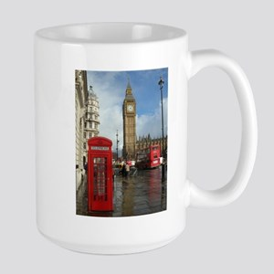 London phone box Mug