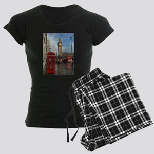 London phone box Pajamas