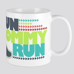 Run Mommy Run - Shoe Mug