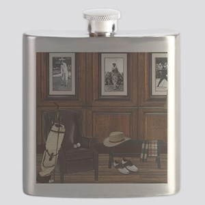 Country Club Flask