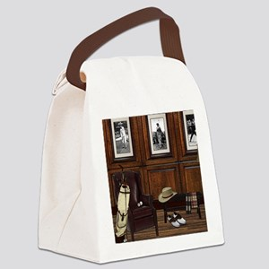 Country Club Canvas Lunch Bag