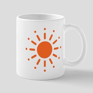 Sun / Soleil / Sol / Sonne / Sole / Zon (Orange) M