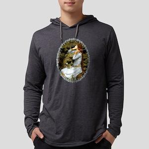 Waterhouse Ophelia Mens Hooded Shirt
