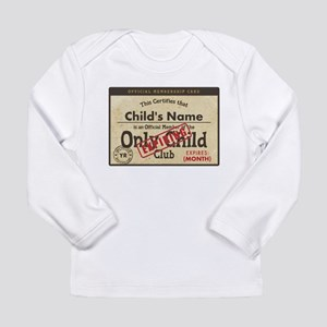 Only Child Brother/Sister To Be Long Sleeve T-Shir