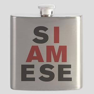 I AM SIAMESE Flask