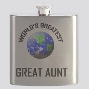 GREAT-AUNT Flask