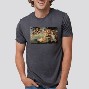 Birth Of Venus Mens Tri-blend T-Shirt