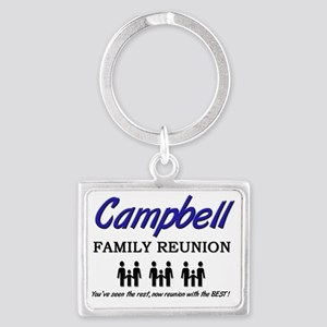 Campbell Landscape Keychain