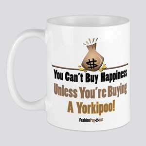 Yorkipoo dog Mug