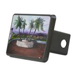 Blue Moon Palms Hitch Cover