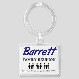 Barrett Landscape Keychain