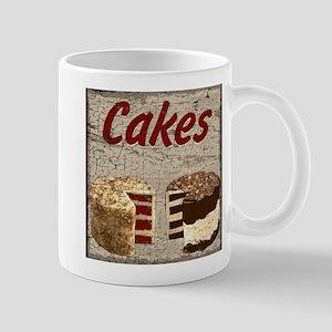 Cakes Mug