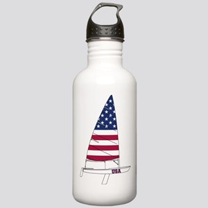 American Dinghy Sailing Stainless Water Bottle 1.0