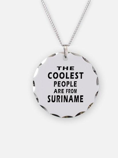 The Coolest Suriname Designs Necklace