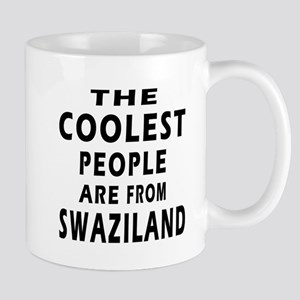 The Coolest Swaziland Designs Mug