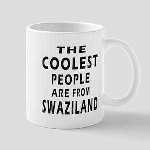 The Coolest Swaziland Designs Mug