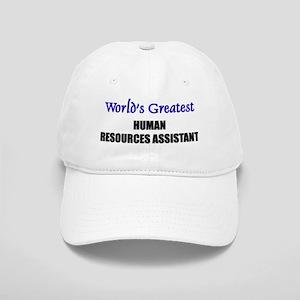 HUMAN-RESOURCES-ASSI109 Cap