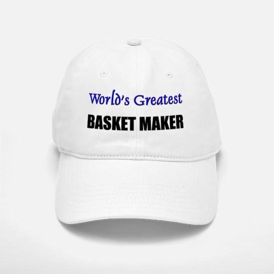 BASKET-MAKER132 Baseball Baseball Cap