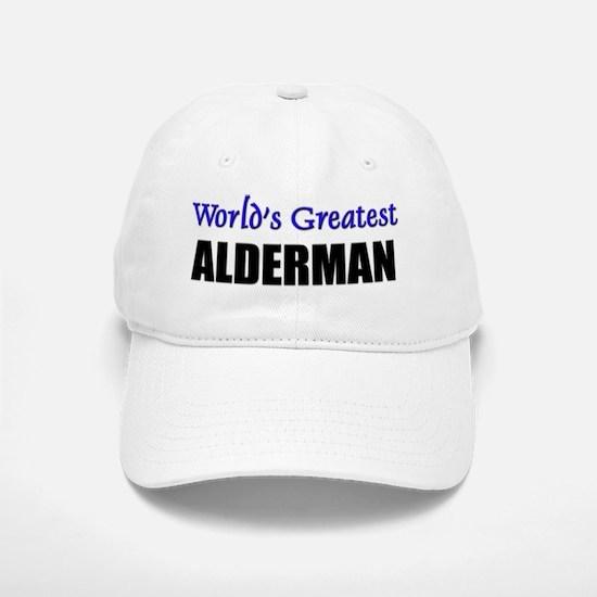 ALDERMAN113 Baseball Baseball Cap