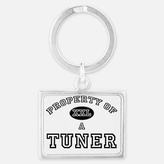 Tuner80 Landscape Keychain