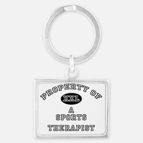 Sports-Therapist55 Landscape Keychain