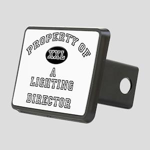 Lighting-Director71 Rectangular Hitch Cover