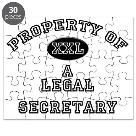 Legal-Secretary27 Puzzle by Admin_CP2183672