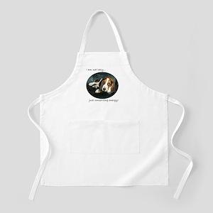 Bassett Love BBQ Apron