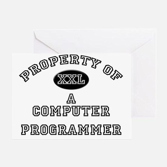 Computer-Programmer58 Greeting Card