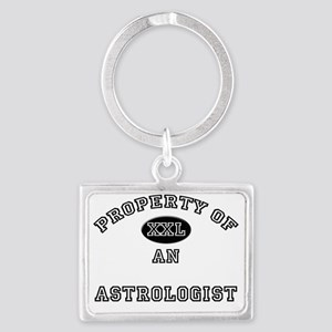Astrologist65 Landscape Keychain