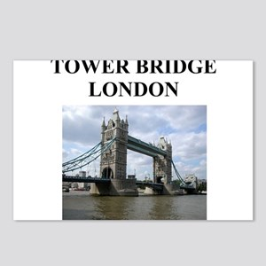tower bridge london gifts and Postcards (Package o
