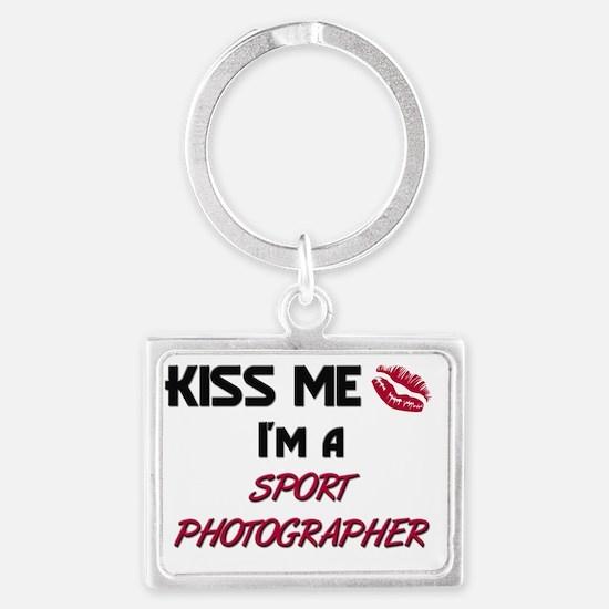 SPORT-PHOTOGRAPHER147 Landscape Keychain