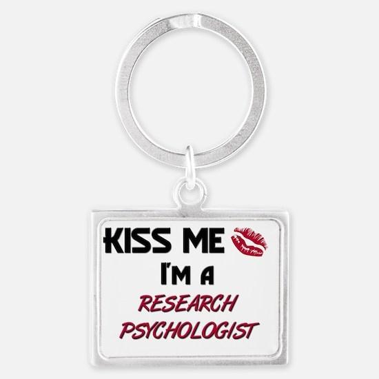 RESEARCH-PSYCHOLOGIS46 Landscape Keychain