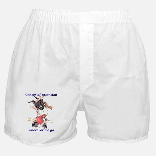 C MM COA Boxer Shorts