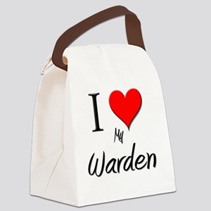 Warden121 Canvas Lunch Bag