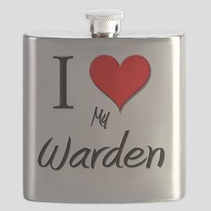 Warden121 Flask