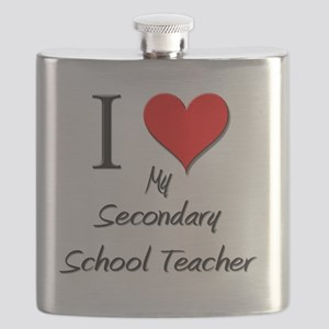 Secondary-School-Tea144 Flask