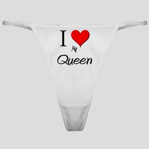 Queen101 Classic Thong