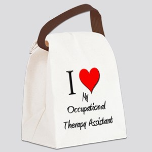 Occupational-Therapy111 Canvas Lunch Bag